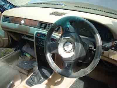 Henderson Auto Salvage Rover Stock